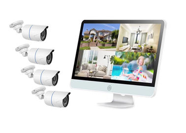 China IP66 Poe Security Camera System Outdoor / Hd Poe Security Camera System supplier
