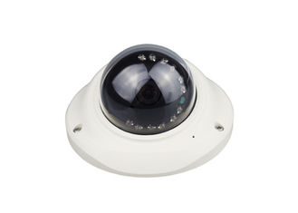 Waterproof 1080P Network IP Camera , 2MP Dome Security Cameras Night Vision supplier