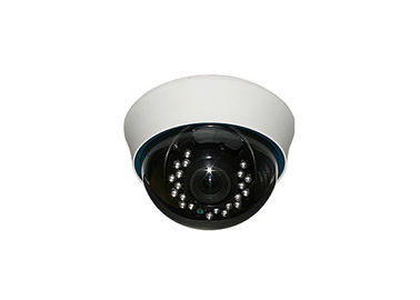 China 2MP Home Cctv Analog Dome Camera Support Coaxial Control With 18pcs LED Light supplier
