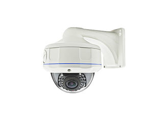China Small Dome Surveillance Camera 1.3MP IR Cut Filter With Auto Switch supplier