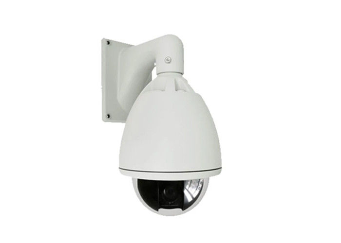 IP66 HD PTZ Outdoor Camera  / High Speed Wireless Ptz Dome Camera