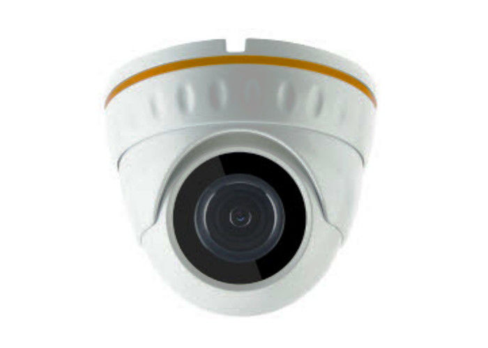 4x Manual Zoom  Network IP Camera Dome With Ultra Sony Sensor Waterproof