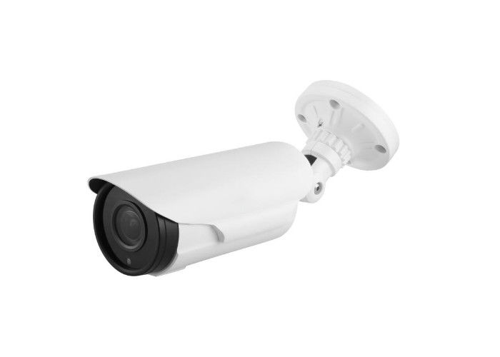 "High resolution Network IP Camera 5MP , Full Hd Bullet Camera Outdoor 1/2"" OV Cmos"
