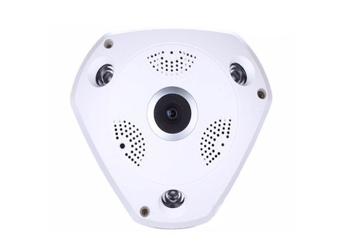 VR 360°  Mini 1.3MP Fisheye Surveillance Camera Outdoor 1/3 CMOS SC1135