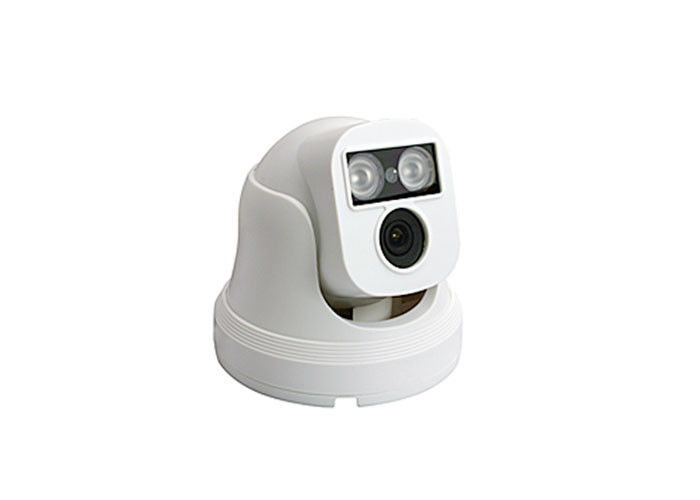 AHD 1MP 720p High Resolution Dome Camera 2pcs Array IR Noise Reduction