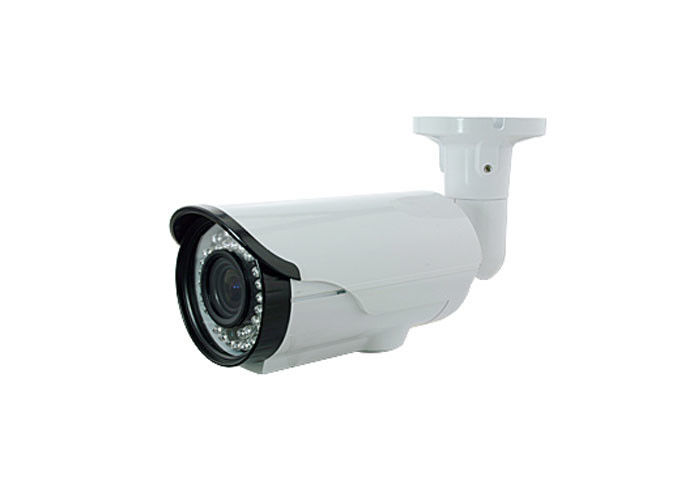 Varifocal Wide Angle Bullet Camera / Ip Cctv Bullet Camera 40m IR Range