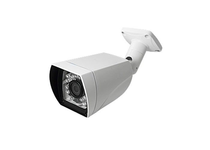 House Wide Analog HD CCTV Camera , Covert Ir Bullet Camera 800tvl Metal Case supplier