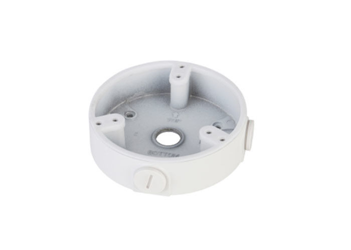 White Waterproof Junction Box  Aluminum Material Support IP Camera