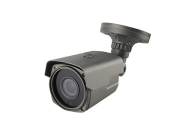 Waterproof Analog HD CCTV Camera , 5MP Black Bullet Camera 30 Meters IR Distance