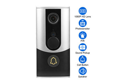 2MP Wireless Doorbell Camera / Doorbell With Camera And Intercom