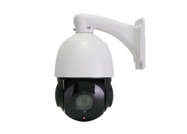 Analog  HD PTZ Outdoor Camera / 1080p Ptz Dome Ip Camera Metal Case