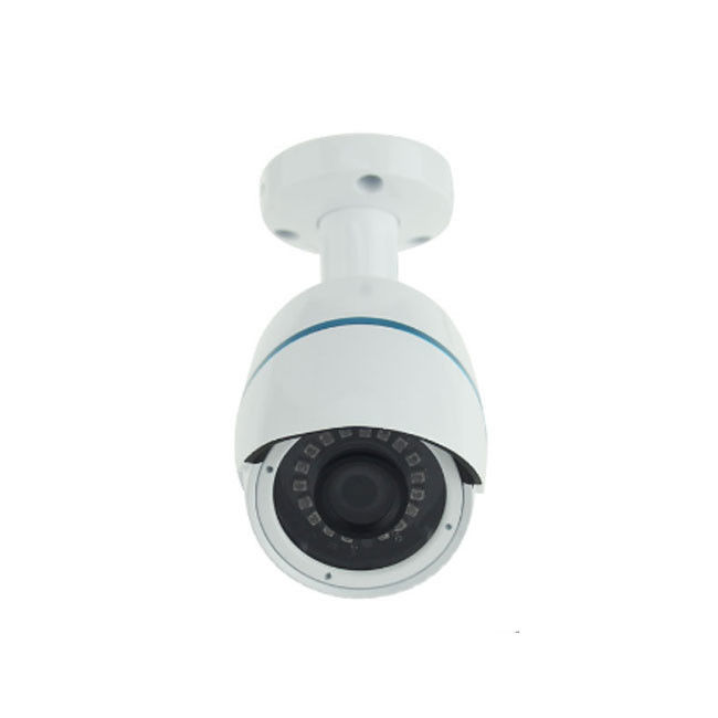 Digital HD Night Vision Bullet Camera 4MP Metal Housing CDS Auto Control